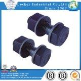 ASTM F1852 Desenrosque Tipo Tensión de control Estructurales pernos Asambleas / Nut / Washer, de acero, tratado con calor
