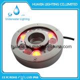27W Fuente de luz del LED con soporte de acero inoxidable