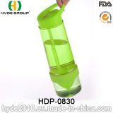 Garrafa de 750ml de plástico Tritan Fruit Infusion Água (HDP-0830)