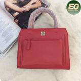 Satchel Designer 숙녀 어깨에 매는 가방 실제적인 가죽 핸드백 도매 공장 가격 Emg4950