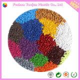 Горячий цвет Masterbatch надувательства для пластмассы