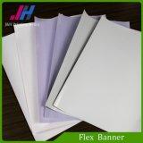 Bandeira lustrosa elevada do cabo flexível do PVC Frontlit