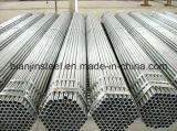 Tubo de acero galvanizado de laminado en caliente con precio justo