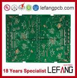1.6mm 2 Bildschirmanzeige-Energien-Panel-Leiterplatte gedruckte Schaltkarte der Schicht-OSP Fr4