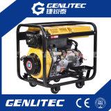 3kw de lucht koelde Enige Diesel van het Type van Cilinder Open Generator