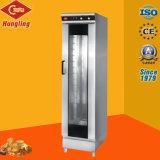 Gaststätte-Bäckerei-Gerät /Industrial/ HandelsluxuxProofer mit Tellersegment 16