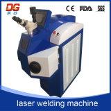 De Machine van het Lassen van de Vlek van de Juwelen van de hoogste Kwaliteit 100W (ingebouwd koeler type)