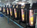 Роскошный горячий торговый автомат F305t кофеего