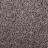 Yark Hair und Wool Fabrics mit Knitted für Winter in Gray
