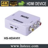 HDMI к конвертеру AV
