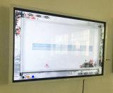 모니터 간이 건축물을%s 19 85 인치 잘 고정된 LCD 위원회 적외선과 전기 용량 Touchscreen 접촉 스크린
