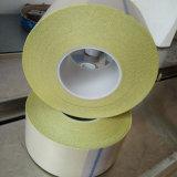PTFE puro gris película recubierta de cinta de papel