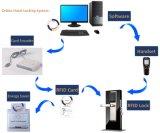 Serratura di portello elettronica RFID dell'hotel impermeabile efficiente di costo con il sistema E3041