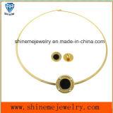 Стержень уха нержавеющей стали способа ювелирных изделий Shineme установленный с ожерельем (ERS6889)