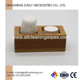 Mini lenço de tecido comprimido de algodão biodegradável