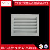 Auvent en aluminium décoratif d'air d'échappement de flanc de ventilation