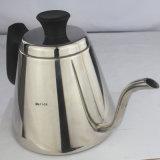 1000cc het Theestel van de Pot van het Water van de Pot van de Koffie van het roestvrij staal