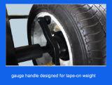 Piccolo compensatore di rotella del veicolo