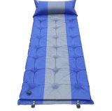 Portable 각자 팽창시키는 팽창식 에어 매트레스 옥외 침대 +Pillow 야영 매트