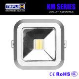 Iluminación usada superventas del acuario LED del filón coralino del pulsador del RGB LED del CREE de Ce&RoHS&CCC 100W