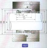 Selo 1527 mecânico para a bomba