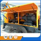 Beweglicher elektrischer Betonpumpe-stationärer Schlussteil-Betonpumpe für Verkauf