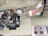 4 líneas automáticas empaquetadora plástica para las tazas