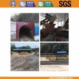 Solfato di bario naturale usato vernice della polvere della nave 96%+ Baso4 del commercio all'ingrosso 3000mesh della fabbrica della Cina
