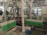 Горячая пластмасса полиэтилена сбывания LDPE/HDPE машина пленки 3 слоев дуя
