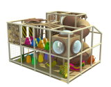 Strumentazione dell'interno molle del campo da giuoco di mini formato popolare del gioco dei bambini