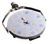 Lámpara de calle mencionada del vatio LED del estacionamiento del cETL de ETL 200