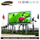 VideoScherm van de openluchtP10 Voor Open LEIDENE Reclame van de Vertoning het Openlucht