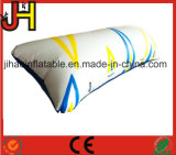 Gota inflável colorida do Trampoline da água para o parque da água