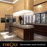 De semi Kabinetten van de Douane voor de Reeksen van de Keukenkast met Diverse Opties tivo-0042h