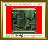 Carte à circuit multicouche de panneau de carte pour des composantes électroniques