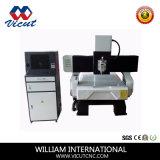 Маршрутизатора CNC гравировального станка CNC Chipper Одиночн-Головки машина деревянного деревянная (VCT-SH1313W)