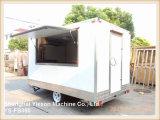 Белая многофункциональная доставка с обслуживанием Van автомобиля заедк Ys-Fb350