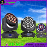 36x10W RGBW 4in1 Zoom LED Moving Head Poutre