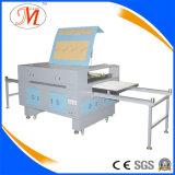 Máquina de estaca do laser com a tabela móvel Left-Right (JM-1090H-MT)