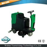 Driving Style Ride on Battery Scrubber automatique de plancher