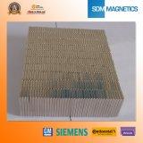 Magneet van het Blok van het Gewicht van ISO Ts16949 de Lage voor Sensor