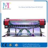 Le double 4 colore l'imprimante dissolvante de 1.8m/3.2m Eco avec des têtes d'impression d'Epson (les têtes d'impression duelles)