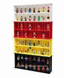 Legoのための新しいアクリルの小売りの陳列ケース