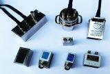 Bündiger Verdoppelungfühler, Prüfung-gerader mit Ultraschallsignalumformer, BNC (C5/C6/Q6/Q9) Verbinder (GZHY-Probe-005)