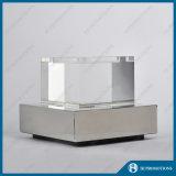 Base della visualizzazione di LED per acciaio inossidabile di cristallo e (HJ-DWL06)