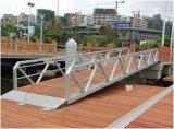 Популярный гальванизированный стальной трап мостк шлюпки сделанный в Китае