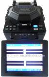 Spleißstelle-Maschinen-Digital-Faser-optisches Schmelzverfahrens-Filmklebepresse