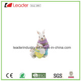 Nuovi Figurines decorativi del coniglio di Pasqua per la decorazione del prato inglese e della casa