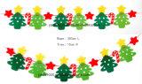 Navidad del árbol del fieltro y Deer Decoración
