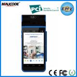 접촉 스크린 인조 인간 소형 지능적인 POS 단말기, POS 기계 지원 전자 이동할 수 있는 지불, Mj Hmpos4